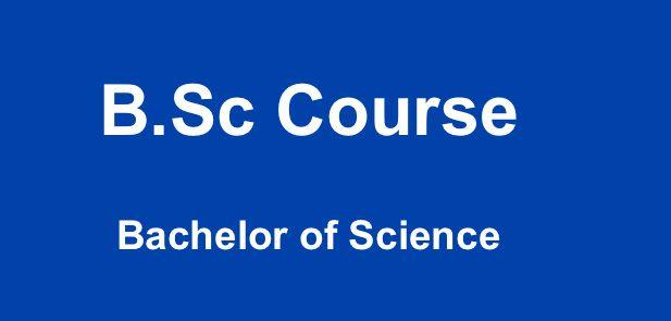 B.Sc Degree One Year