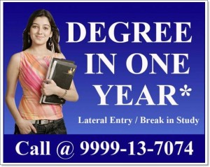 Degree in one year in nepal,saudi arabia,kuwait,oman,