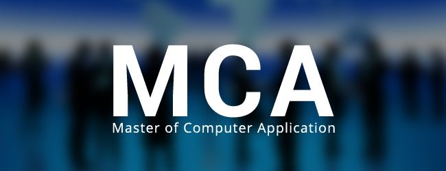 MCA Degree in One Year
