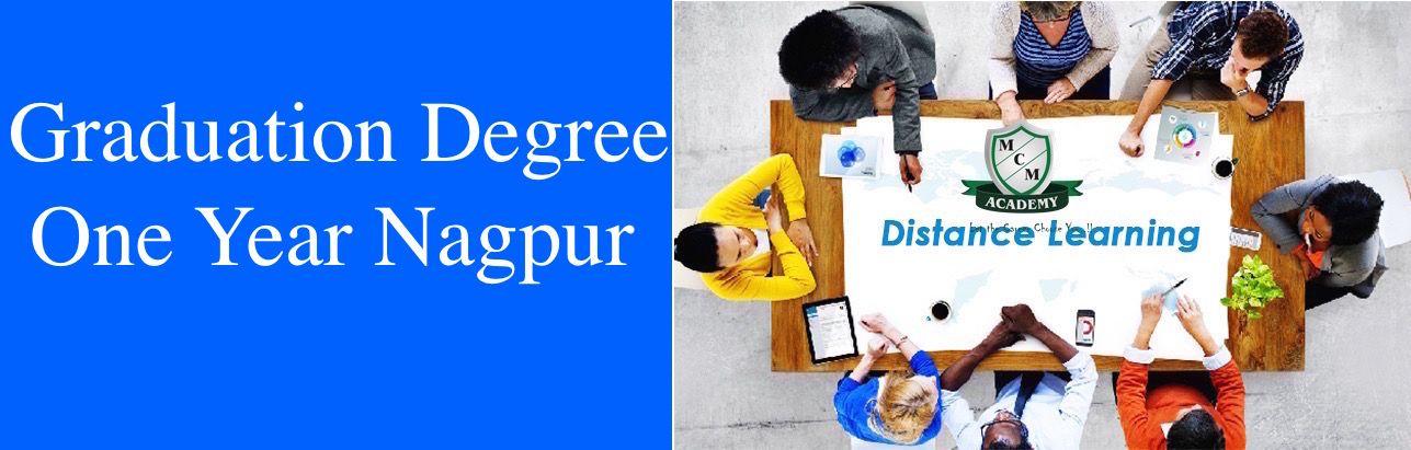 Graduation Degree One Year Nagpur