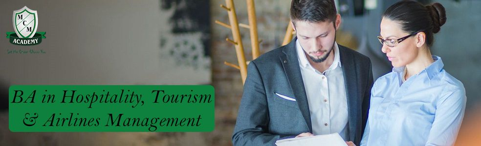 Bachelor in Hospitality, Tourism & Airlines Management
