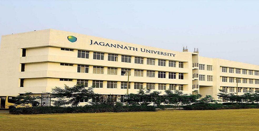 Jagannath University Jaipur